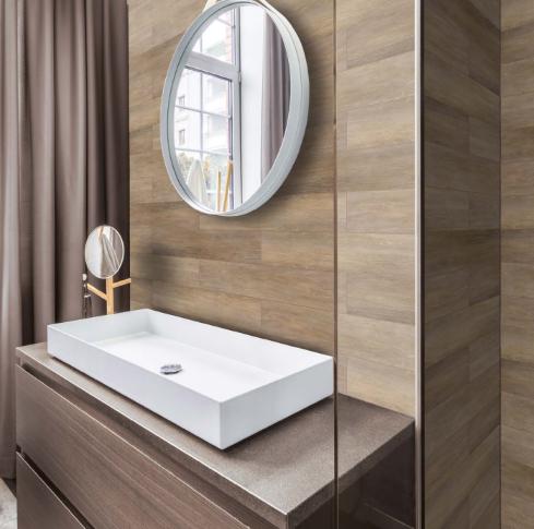 Rinnovare senza rompere con i pavimenti e rivestimenti - Rinnovare il bagno senza rompere ...